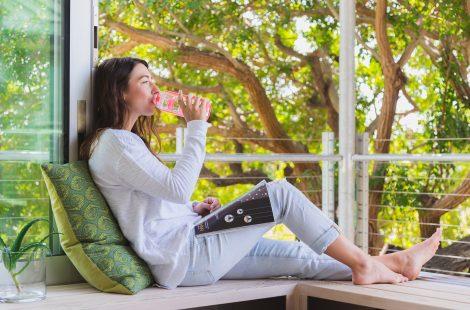 KOR, les bouteilles réutilisables sans BPA, bio, eco, design