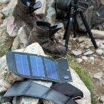 Chargeur solaire USB pliable PT3 USB