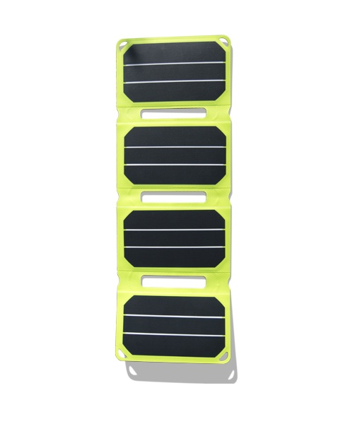 Pocket Power USB Solar Charger