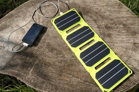 Qu'est-ce qu'un panneau solaire portable ?