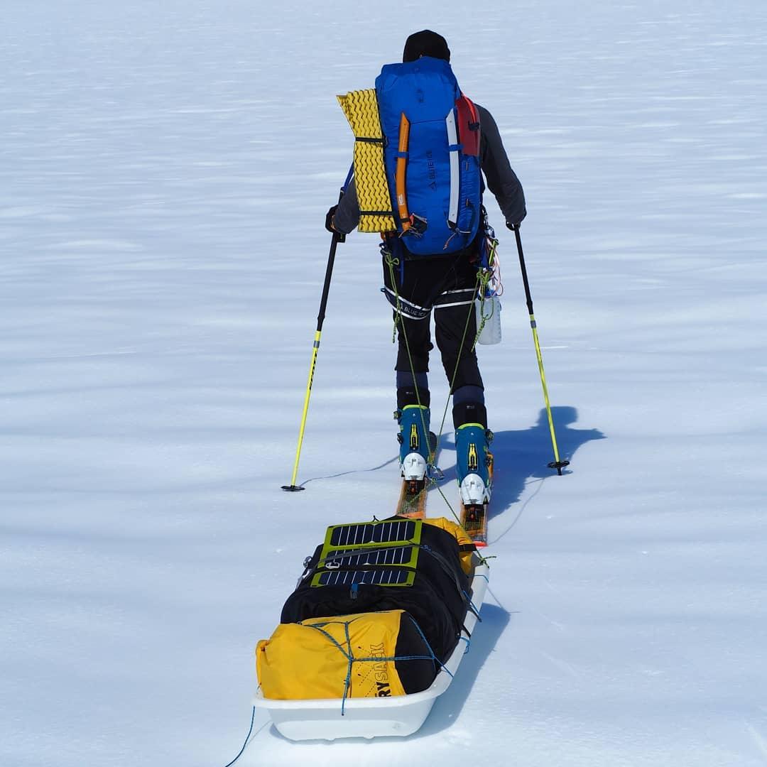 Mont Logan expédition