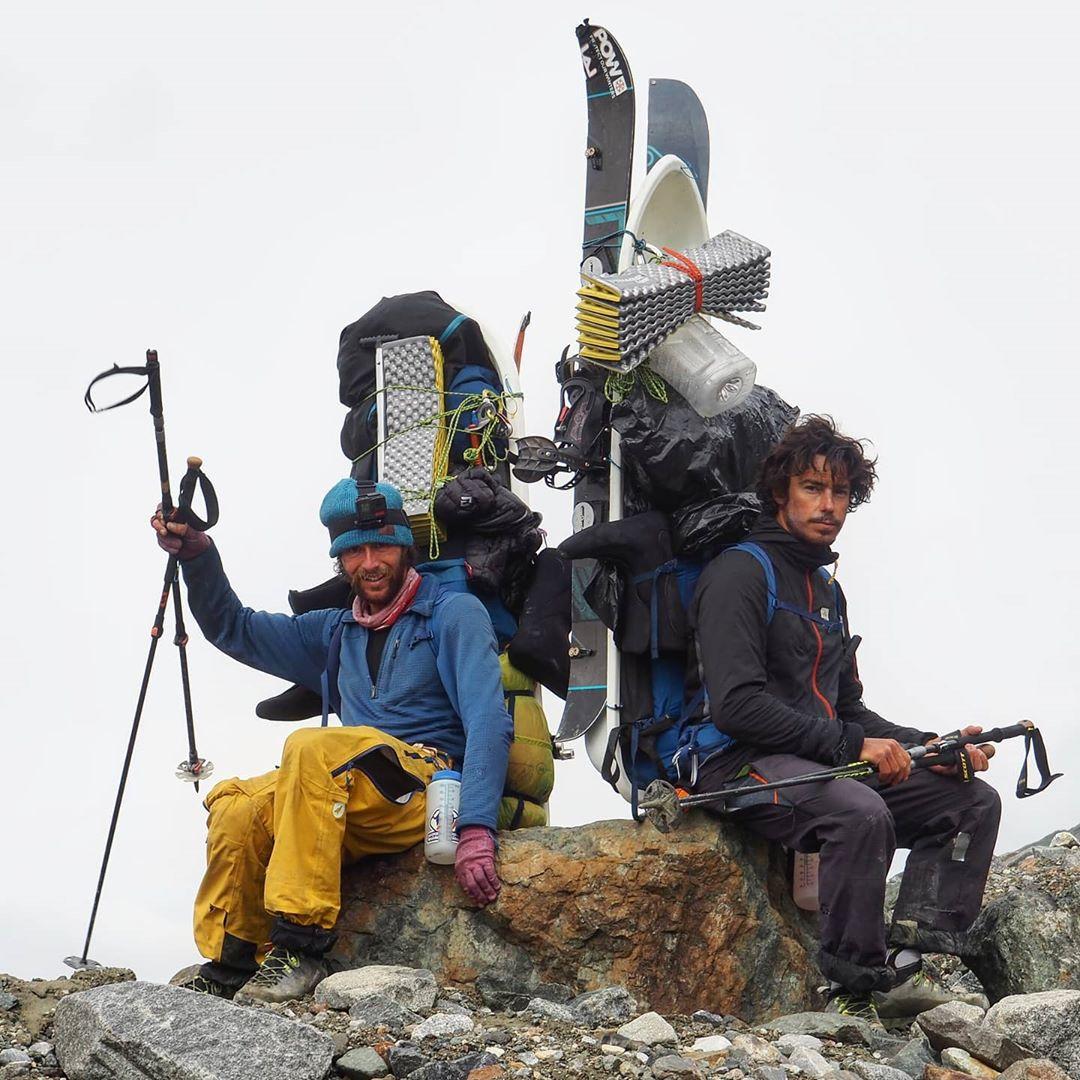 Expédition Mont Logan